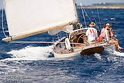 Equus at the first annual St. Maarten Classic Yacht Regatta