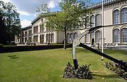 Nederland, Arnhem, 21-5-2008Bronbeek is een bejaardentehuis en verzorgingshuis voor gepensioneerde veteranen en militairen die hebben gediend in de Tweede Wereldoorlog en Nederlands Indie. In Bronbeek is ook het gelijknamige museum met veel voorwerpen uit Nederlands Indie. Foto: Flip Franssen/Hollandse Hoogte