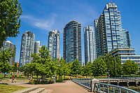 George Wainburn Park, Yaletown