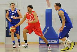 Greg Streete - Photo mandatory by-line: Dougie Allward/JMP - Mobile: 07966 386802 - 23/05/2015 - SPORT - Basketball - Bristol - SGS Wise Campus - Bristol Flyers v  - Bristol Flyers All-Star Game