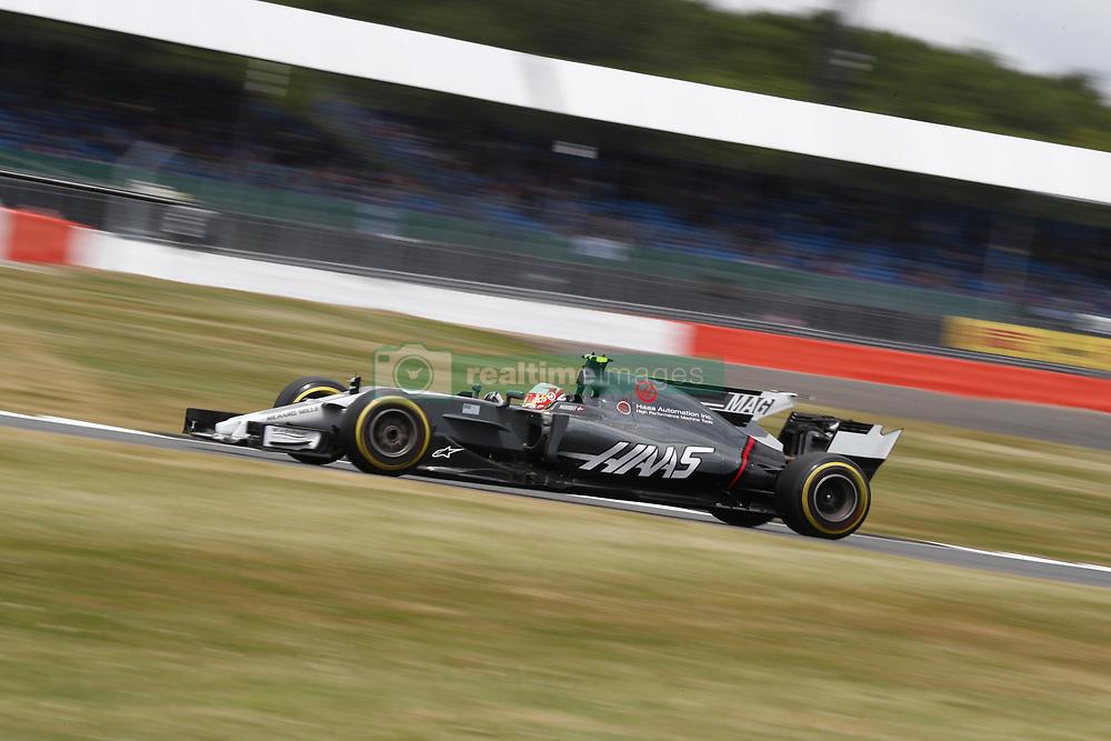 July 14, 2017 - Silverstone, Great Britain - Motorsports: FIA Formula One World Championship 2017, Grand Prix of Great Britain, .#20 Kevin Magnussen (DNK, Haas F1 Team) (Credit Image: © Hoch Zwei via ZUMA Wire)