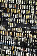 Nederland, Amsterdam, 28-1-2013Serie beelden van de zuidas en rondweg a10 vanuit een hoge lokatie, het anb-amro gebouw. WTC, world trade center.Foto: Flip Franssen/Hollandse Hoogte