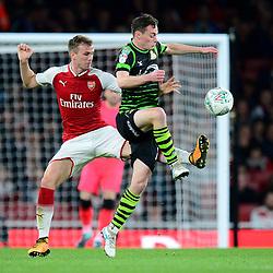 Arsenal v Doncaster Rovers