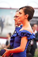 Ekaterina Mtsituridze at the gala screening for the film Everest and opening ceremony at the 72nd Venice Film Festival, Wednesday September 2nd 2015, Venice Lido, Italy.