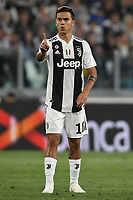 Paulo Dybala of Juventus gestures during the Serie A 2018/2019 football match between Juventus and Genoa CFC at Allianz Stadium, Turin, October, 20, 2018 <br />  Foto Andrea Staccioli / Insidefoto