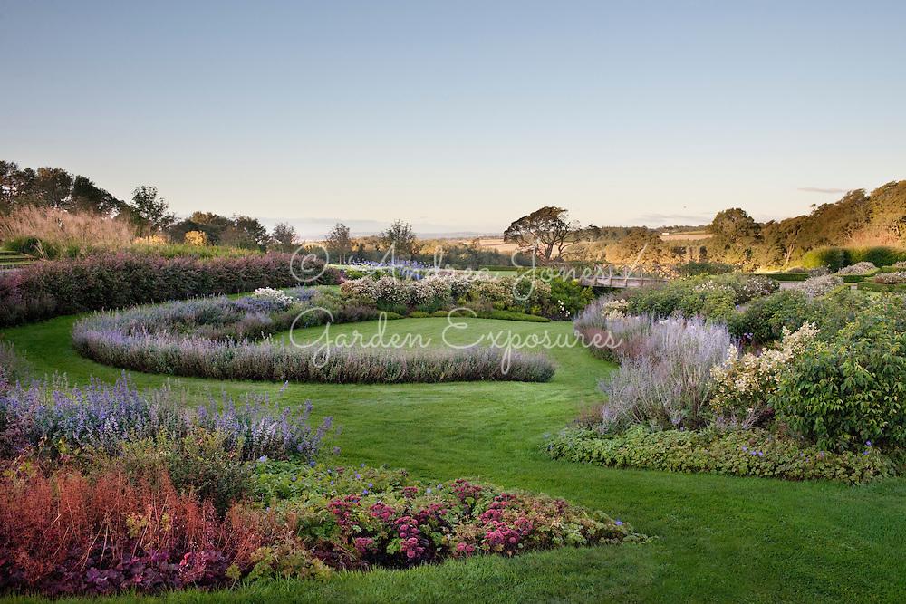 The Ravine Garden. Teasses Estate, Ceres, Fife