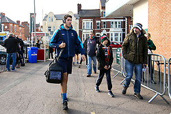 Andrew Kitchener of Worcester Warriors arrives at Welford Road - Mandatory by-line: Robbie Stephenson/JMP - 03/11/2018 - RUGBY - Welford Road Stadium - Leicester, England - Leicester Tigers v Worcester Warriors - Gallagher Premiership Rugby