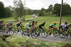 Kirsten Wild (NED) of Cylance Pro Cycling rides mi-pack on Stage 3 of the Ladies Tour of Norway - a 156.6 km road race, between Svinesund (SE) and Halden on August 20, 2017, in Ostfold, Norway. (Photo by Balint Hamvas/Velofocus.com)