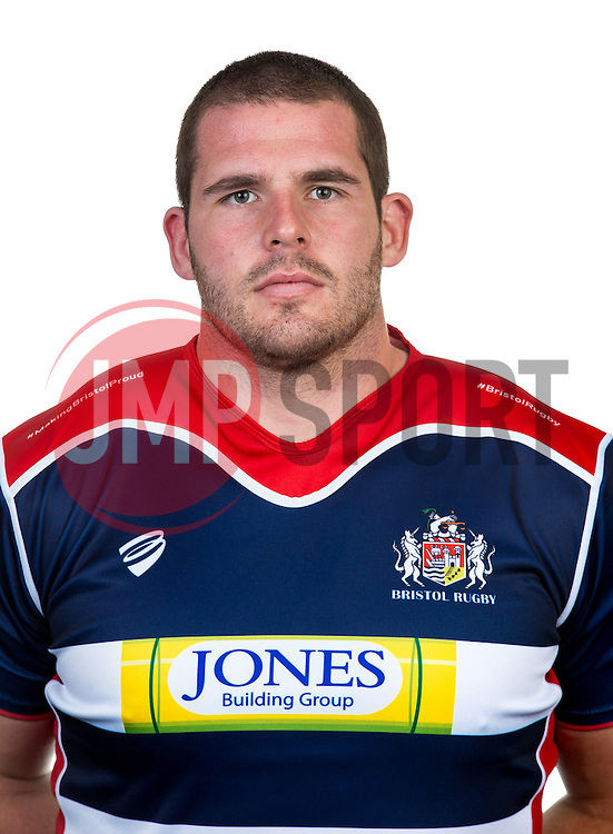 Ryan Bevington of Bristol Rugby - Rogan Thomson/JMP - 22/08/2016 - RUGBY UNION - Clifton Rugby Club - Bristol, England - Bristol Rugby Media Day 2016/17.