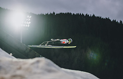 18.01.2020, Hochfirstschanze, Titisee Neustadt, GER, FIS Weltcup Ski Sprung, im Bild Peter Prevc (SLO) // Peter Prevc of Slovenia during the FIS Ski Jumping World Cup at the Hochfirstschanze in Titisee Neustadt, Germany on 2020/01/18. EXPA Pictures © 2020, PhotoCredit: EXPA/ JFK