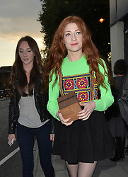 Nicola Roberts attends LFW s/s 2016: House of Holland - catwalk show during London Fashion Week. London, UK. 19/09/2015<br />