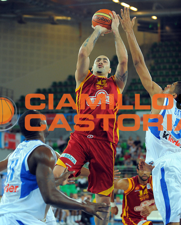 DESCRIZIONE : Bydgoszcz Poland Polonia Eurobasket Men 2009 Qualifying Round Francia France Macedonia F.Y.R. of Macedonia<br /> GIOCATORE : Pero Antic<br /> SQUADRA : Macedonia F.Y.R. of Macedonia<br /> EVENTO : Eurobasket Men 2009<br /> GARA : Francia France Macedonia F.Y.R. of Macedonia<br /> DATA : 11/09/2009 <br /> CATEGORIA :<br /> SPORT : Pallacanestro <br /> AUTORE : Agenzia Ciamillo-Castoria/T.Wiedensohler<br /> Galleria : Eurobasket Men 2009 <br /> Fotonotizia : Bydgoszcz Poland Polonia Eurobasket Men 2009 Qualifying Round Francia France Macedonia F.Y.R. of Macedonia<br /> Predefinita :