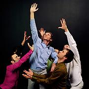 Edouard Levé - Série RUGBY, Sans Titre . 2003
