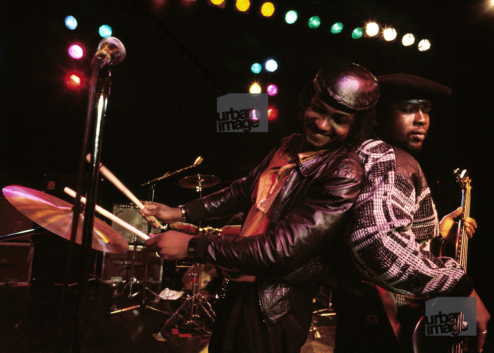 Sly and Robbie and the Taxi roadshow 1988