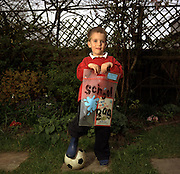 Sam Baker, 5th birthday, 31st March 2003