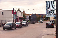Shared St. in traverse City Michigan.