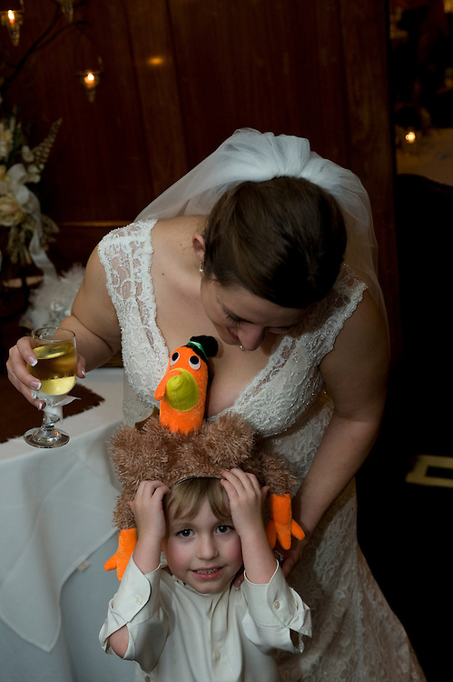 Photograph from the Loli-Herbert Wedding Celebration.