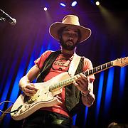 Ryan Bingham performing at 930 Club in Washington, DC on March 14, 2015.