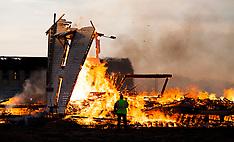 Mare Island Building Fire