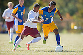 Rowan College at Gloucester Men's Soccer at Community College of Morris - 27 September 2014
