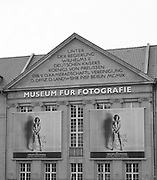 Berlin GERMANY  Museum fur Fotografie, Home of the Helmut NEWTON foundation/archive and Photo exibition venue, Berlin, Zoologischer Garten area . Tuesday    20/04/2010  [Mandatory Credit. Peter Spurrier/Intersport Images].. Street Photos