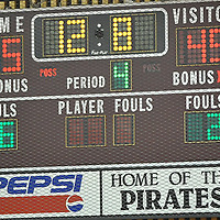 1.27.2012 Midview at Rocky River Boys Varsity Basketball