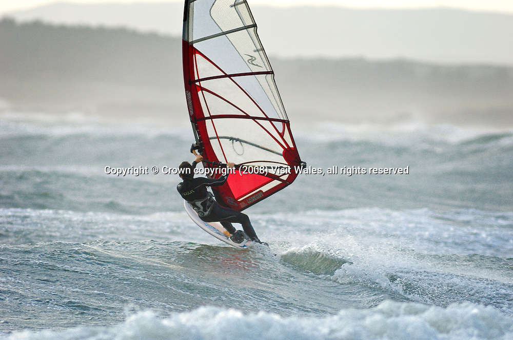 Rhosneigr<br /> North<br /> Anglesey<br /> Windsurfing<br /> Watersports<br /> Activities &amp; Sports