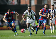 Crystal Palace v WBA - Premier League - 03/10/2015