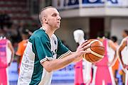 Dusko Savanovic<br /> Banco di Sardegna Dinamo Sassari - Le Mans Sarthe<br /> FIBA Basketball Champions League 2016/2017<br /> Ottavi di Finale<br /> Sassari 01/03/2017<br /> Foto Ciamillo-Castoria