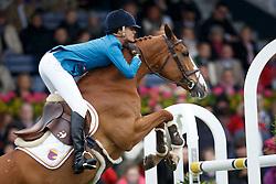 Diniz Luciana, (POR), Fit For Fun 13<br /> Rolex Grand Prix, The Grand Prix of Aachen<br /> Weltfest des Pferdesports Aachen 2015<br /> © Hippo Foto - Dirk Caremans<br /> 31/05/15