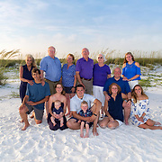 Scroggins-Gray Family Beach Photos