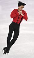 Mens Figure Skating event  - 17 February 2018