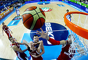DESCRIZIONE : Koper Slovenia Eurobasket Men 2013 Preliminary Round Grecia Russia Greece Russia<br /> GIOCATORE : Dmitry Sokolov<br /> CATEGORIA : rimbalzo special<br /> SQUADRA : Russia Russia<br /> EVENTO : Eurobasket Men 2013<br /> GARA : Grecia Russia Greece Russia<br /> DATA : 05/09/2013 <br /> SPORT : Pallacanestro <br /> AUTORE : Agenzia Ciamillo-Castoria/ElioCastoria<br /> Galleria : Eurobasket Men 2013<br /> Fotonotizia : Koper Slovenia Eurobasket Men 2013 Preliminary Round Grecia Russia Greece Russia<br /> Predefinita :