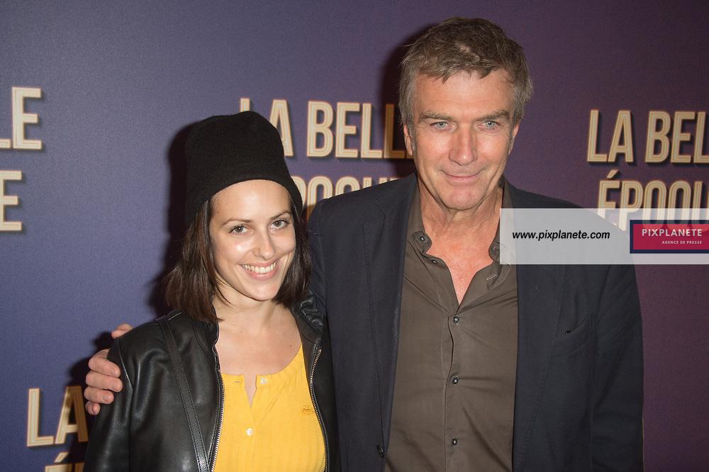 Philippe Caroit et Lucie de Azevedo Avant première du film La Belle Epoque Jeudi 17 Octobre 2019 Gaumont Opéra Paris