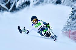 Women's Giant Slalom, PENDERGAST Victoria, LW12-1, AUS at the WPAS_2019 Alpine Skiing World Championships, Kranjska Gora, Slovenia