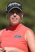 Beth Bauer<br /> State Farm Classic, LPGA Event practice. The Rail golf course, Sherman IL.  Final tournament winner was Cristie Kerr.