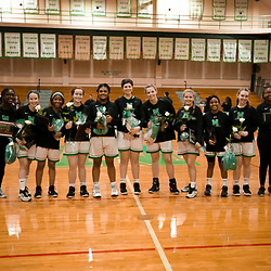 02-01-2019 Newman Girls Basketball Senior Night