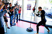 Ronda Rousey Workout