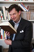 Portrait Juan Pirlot de Corbion CEO chapitre.com