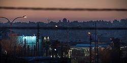 15 February 2020, Amman, Jordan: Evening view of the city of Amman.