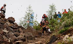24.06.2011, Erzberg, Eisenerz, AUT, Erzbergrodeo Red Bull Hare Scramble, im Bild Tadeusz Blazusiak (POL, #3) in the machine // during Red Bull Hare Scramble of the offroad race Erzbergrodeo on the Erzberg in Eisenerz on 2011-06-26, EXPA Pictures © 2011, PhotoCredit: EXPA/ Erwin Scheriau
