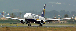 © under license to London News Pictures. FILE PHOTO.General Views of Ryanair aircraft. Ryanair announces its financial results for the first half of the financial year to 30 September