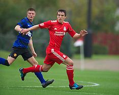 111014 Liverpool U18 v Man Utd U18