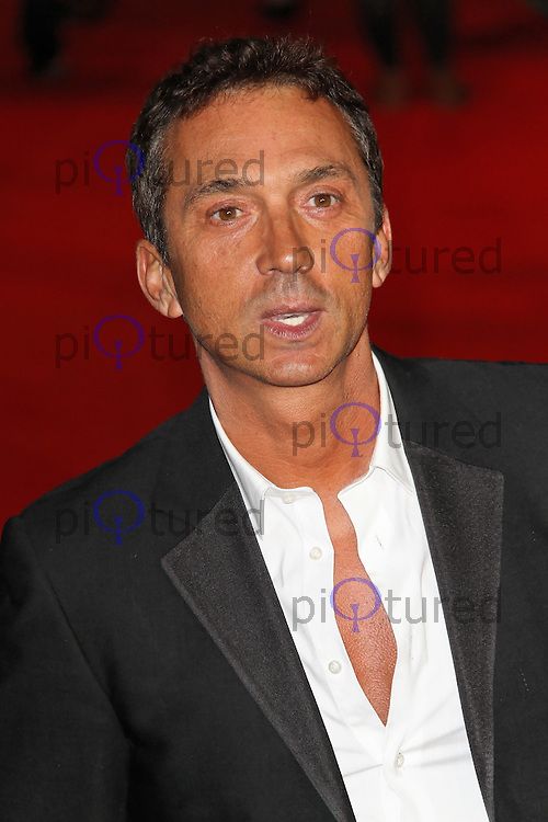 LONDON - JANUARY 11:  Bruno Tonioli attends the UK Gala Premiere of 'W.E.' at the Odeon Kensington cinema, London, UK on January 11, 2012. (Photo by Richard Goldschmidt)