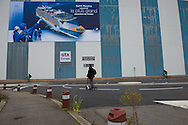 Saint Nazaire, 23/10/2014: STX Cantieri Navali - Shipyard<br /> &copy; Andrea Sabbadini