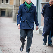 NLD/Amsterdam//20170309 - Herdenkingsdienst Guus Verstraete, Albert Verlinde