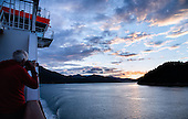 Cook Strait Ferry Crossing, New Zealand