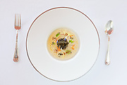 Bellagio, Italy, Ristorante Mistral, at Villa Serbelloni Hotel, chef Ettore Bocchia