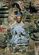 Buddha carving - Bhod Gaya