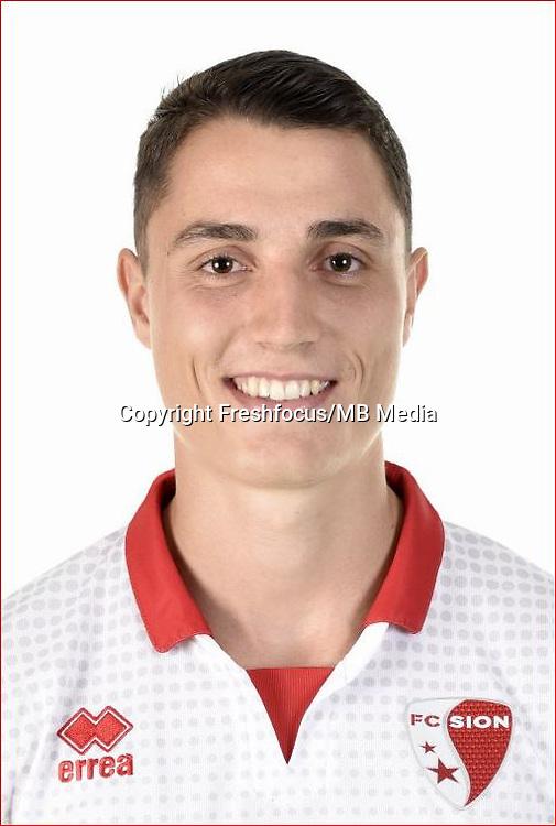 FC Sion portraits 16/17 season